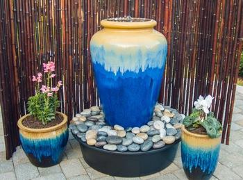 Serenity Bubbler Fountain
