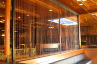 Custom Rain Curtains Available in All Sizes!