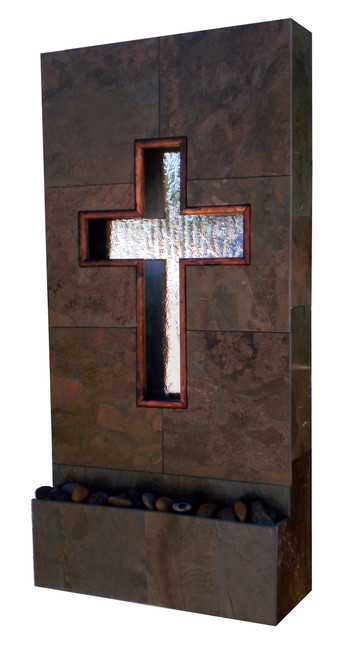 The Sacrifice Wall Hanging Fountain