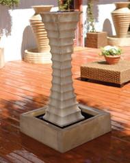 Scallop Fountain (Square)