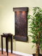 Antique Bronze Trim with Rajah Slate