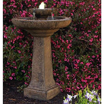 Henri Studio Aquarius Outdoor Garden Fountain
