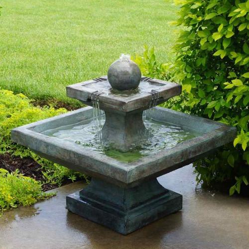 Low Equinox Fountain by Henri Studio