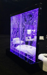 8' x 8' Bubble Wall Rental