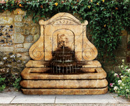 Image of Henri Studio Avignon Lion Fountain