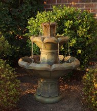 Montreux Two-tier Fountain