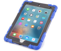 """KeepSAFE 360"" rotating kickstand case for iPad Pro 9.7 in. - by Devicewear"