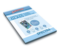 Spectra Series - 0.2mm Tempered Glass Screen Protector for iPhone 5/5c/5s by Devicewear
