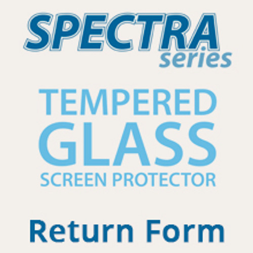 Glass Screen Protector - Warranty Form