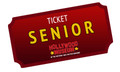 Senior Ticket (65+)