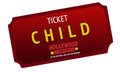Child Ticket (ages 5 & under)