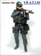 Saturday Toys - Female SWAT 2.06 Uniform