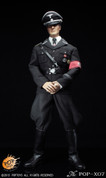 POP Toys - German Male Officer's Dress Suit - Black