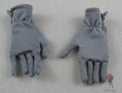 3R - Gloves - Spandex - Grey