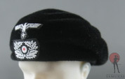 3R - Beret - Panzer Officer - Black