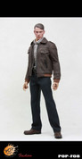 POP Toys - Leather Bomber Jacket Set - Steve Rogers