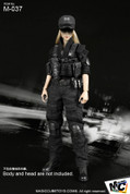 Magic Cube - Female Shooter Set - Black