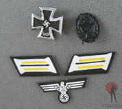DID - Badge Set - 5 PieceHoheitszeichen