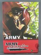 Original Effect - Comic Book - Army Attractive - Non-English