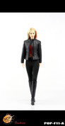 POP Toys - Black Modern Woman's Jacket Set A