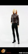 POP Toys - Brown Modern Woman's Jacket Set B
