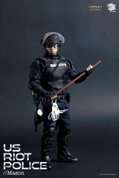 ZC World - Riot Police - Mason