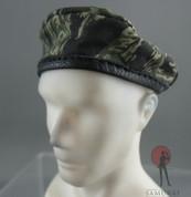 ACE - Hat - Tiger Stripe Tadpole Sparse Pattern Beret