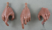 Very Hot - Hand Set - 1 Pair Trigger Finger & 1 Hand Grasping