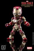 HEROCROSS - Iron Man Mark XLII Battle Damaged Limited Edition