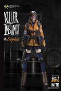 Original Effect - Killer Instinct 3 Sophia