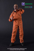 BOMTOYS - Prisoner Zombie Collectible Action Figure