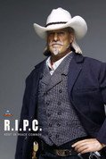 Artfigures - R.I.P.C. Rest in Peace Cowboy