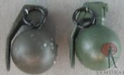 Very Hot - Grenade Set - X2 M67 Frag Grenades - Green