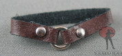 Original Effect - Accessory - Leather Bracelet - Brown