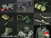 Alert Line - Waffen-SS Staff Sergeant Uniform Set & Accessories