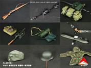 Alert Line - Waffen-SS Soldier Uniform Set & Accessories