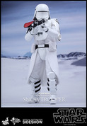 Hot Toys - Star Wars: The Force Awakens - First Order Snowtrooper Officer