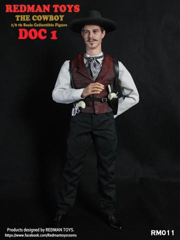 Redman - The Cowboy Doc 1