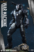 Hot Toys - Iron Man 2: War Machine - Diecast Movie Masterpiece Series