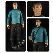 Quantum Mechanix - Star Trek The Original Series - Spock