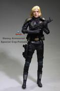 Art Figures - Heavy Armoured Special Cop - Female