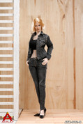 ACPLAY - Cowgirl Clothing Set B - Black