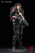 Very Cool - Female Shooter Black Version