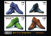 Wolfking - Trendy Shoes in Four Colors