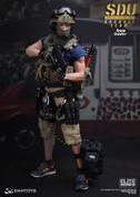 DAM Toys - SDU (Special Duties Unit) Assault Team Leader
