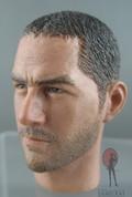 Other - Head - Caucasian - Short Hair - Bearded - Dark Brown Hair