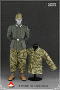 Alert Line - Wehrmacht Camouflage Uniform Suit - Swamp Pattern