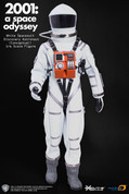 Phicen - 2001: A Space Odyssey Discovery Astronaut - White