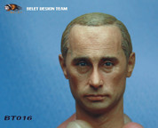 Belet - Iron Curtain President Head