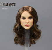 Kimi Toyz - European American Female Headsculpt